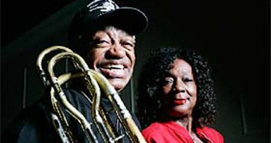 Photo of Jeannie & Jimmy Chetham and the Sweet Baby Blues Band