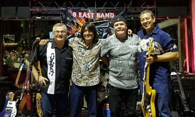 Photo of The 8 East Band
