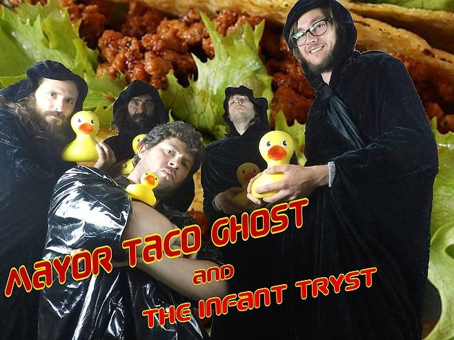 Photo of Mayor Taco Ghost