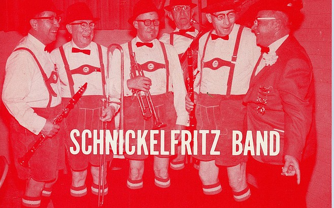 Photo of Schnickelfritz Band