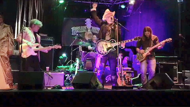 Photo of Brian Jones Rock 'n' Roll Revival