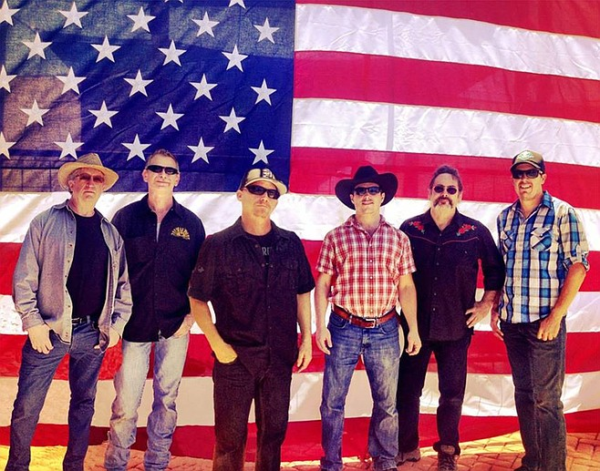 Photo of Country Rockin' Rebels