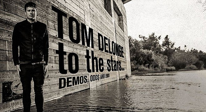 Photo of Tom DeLonge