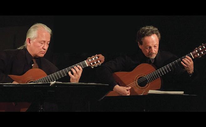 Photo of Odeum Guitar Duo