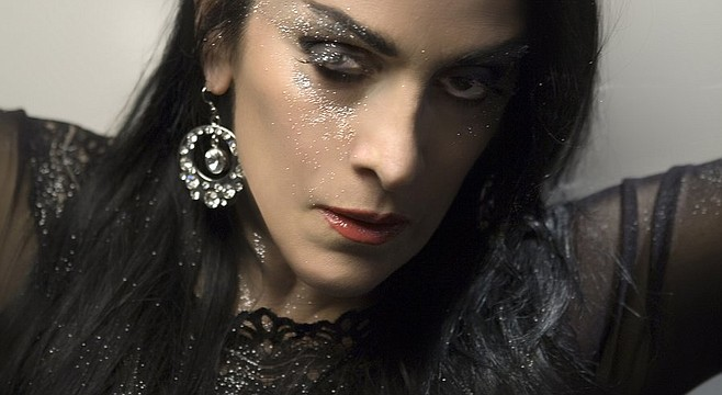 Photo of Diamanda Galás