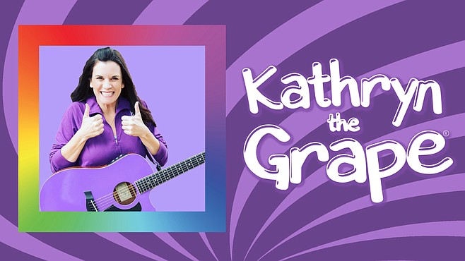 Photo of Kathryn the Grape