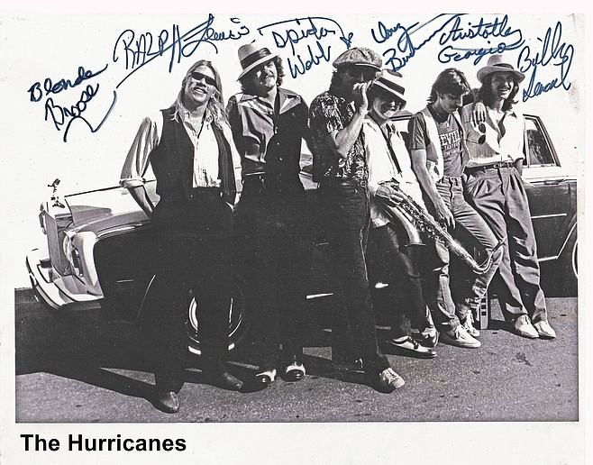 Photo of The Hurricanes
