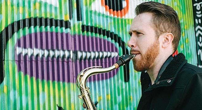 Photo of Ian Buss