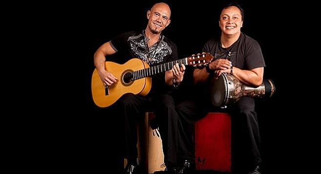 Photo of Jimmy & Enrique