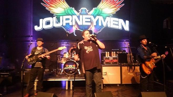 Photo of Journeymen: Journey Tribute