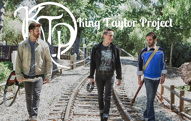 Photo of King Taylor Project