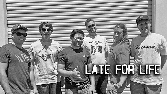Photo of Late For Life