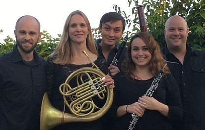 Photo of The Left Coast Quintet