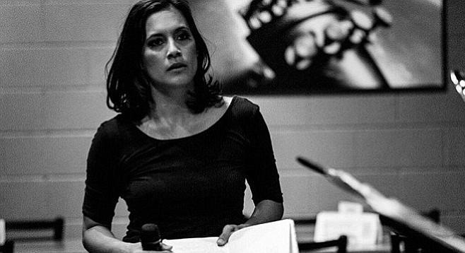 Photo of Lorraine Castellanos