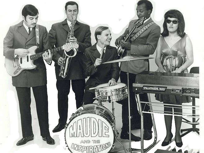 Photo of Maudie & the Inspirations