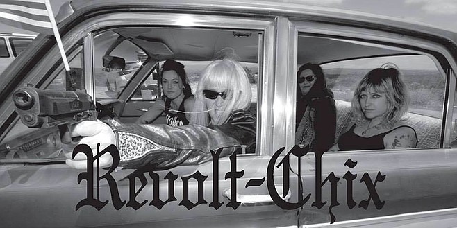 Photo of Revolt-Chix