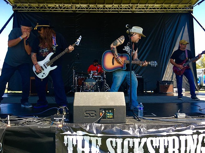 Photo of The Sickstring Outlaws