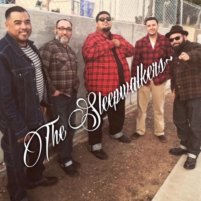 Photo of The Sleepwalkers