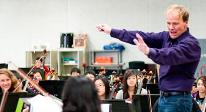 Photo of San Diego Youth Symphony