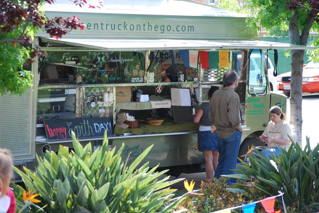 Scratch Food Truck Instagram