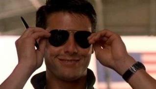 Image result for top gun scene going to top gun