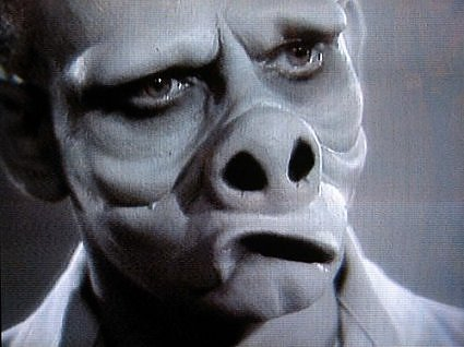 Image result for twilight zone ugly faces