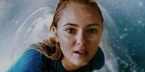 Actress In Soul Surfer: Comment: Soul Surfer