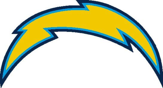 Chargers Logo Drawings