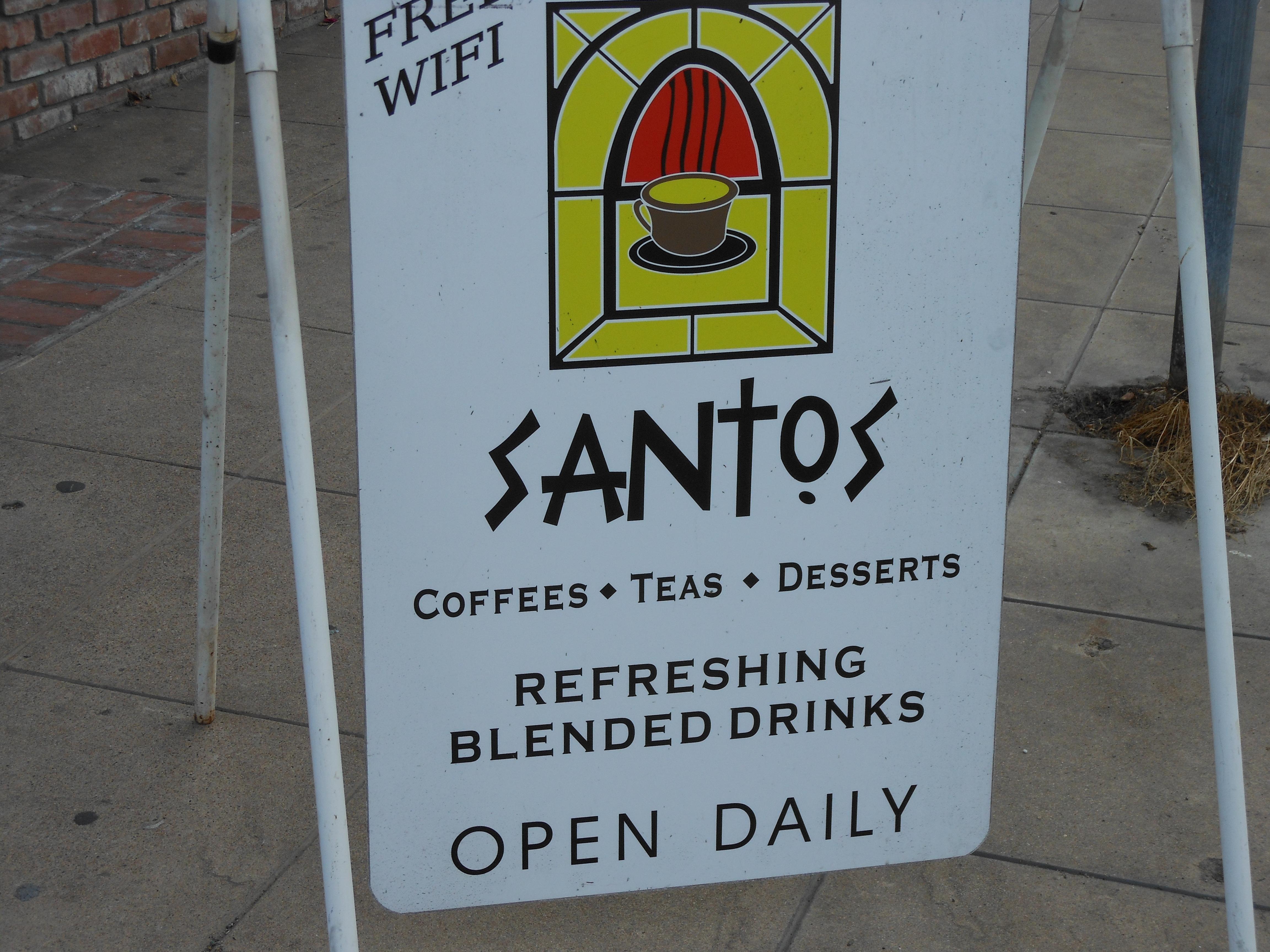 Santos, Lost and Found | San Diego Reader