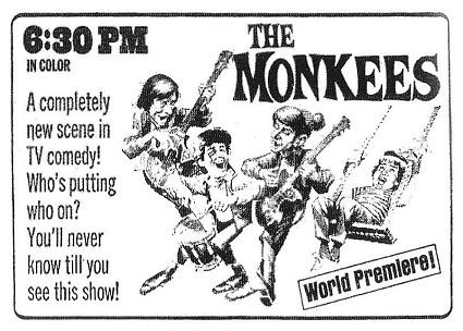 Image result for the monkees tv show