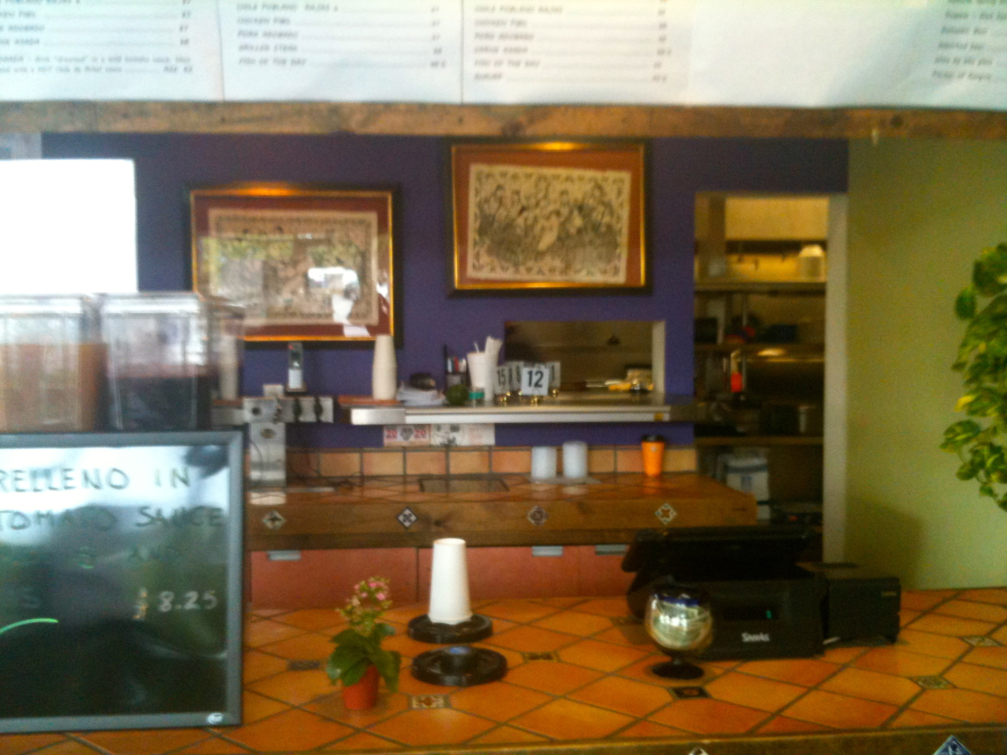 Opera Cafe Menu San Diego