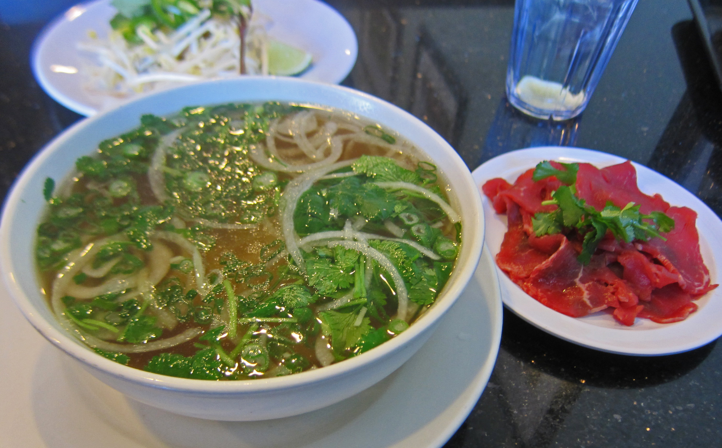 What To Serve With Pho