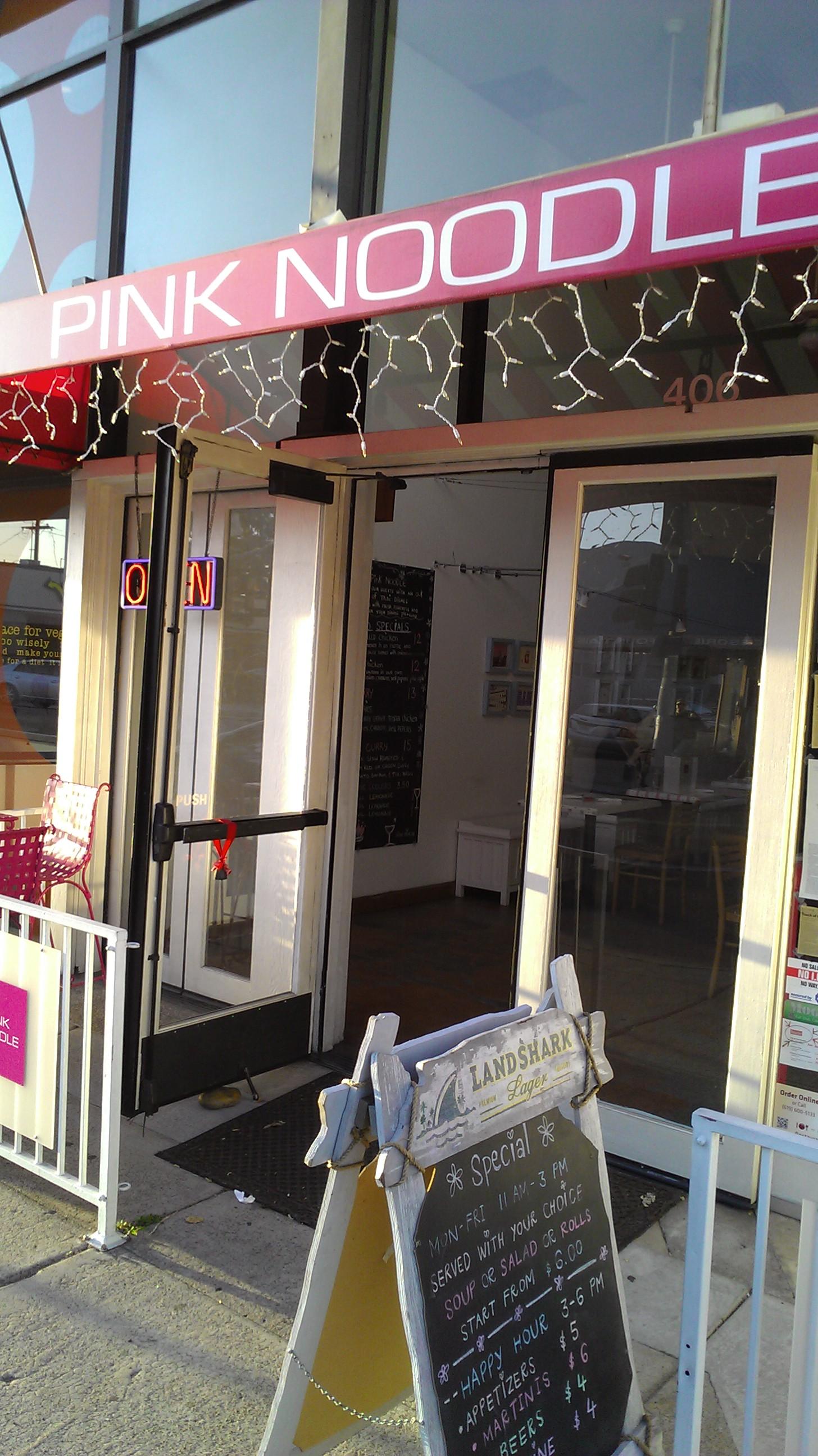 Pink Noodle Hillcrest | San Diego Reader