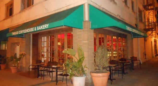 Twigg Cafe San Diego