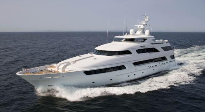 David Copley Yacht For Sale San Diego Reader