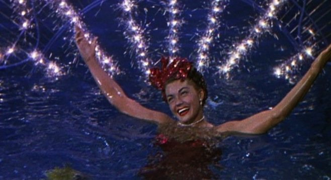 Dig a pool: Esther Williams | San Diego Reader