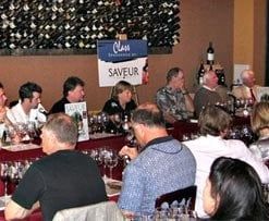 Zinfandel panel at San Diego Bay Wine & Food Festival