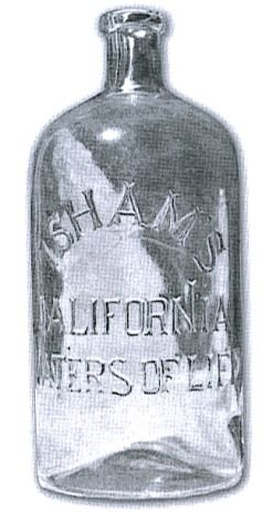 Isham's California Waters of Life