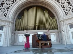 Spreckels Organ Birthday Celebration