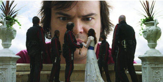 Jack Black is one special effec