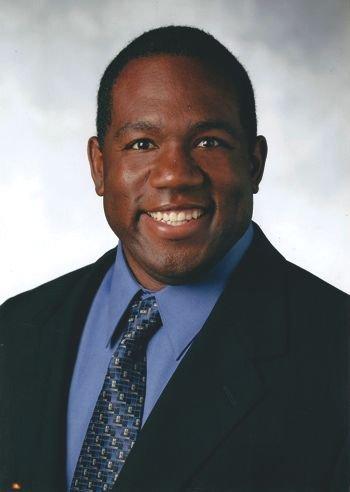 Derek Murchison, principal, Adams Elementary