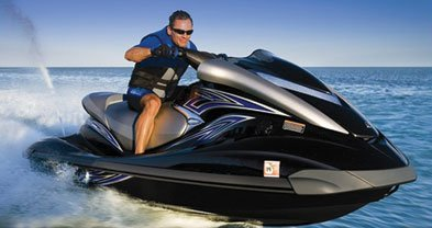 The City is shopping for five new Yamaha Waverunners