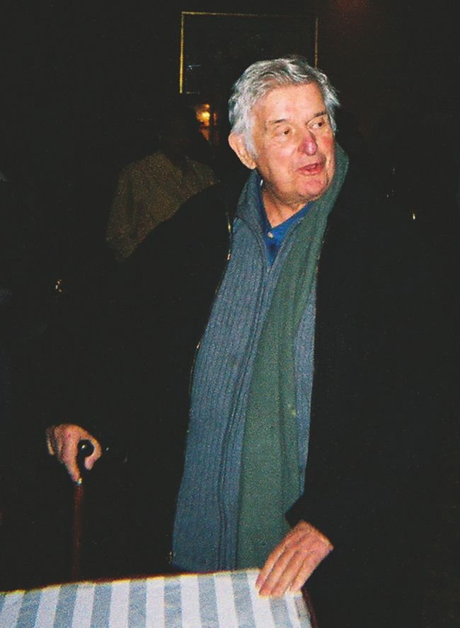 Promoter Sid Bernstein is releasing his debut album...at 92!