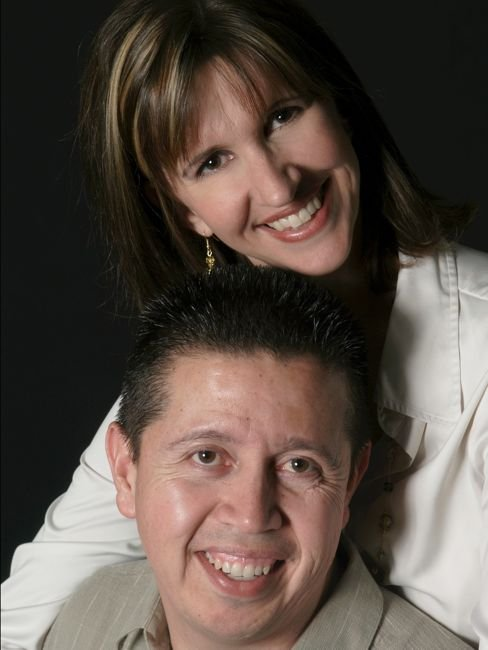 "Yancey Valdez: ""My wife and I try to encourage men and women to strengthen marriage in the family."""