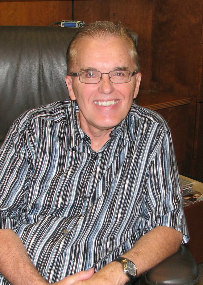 """Craig Harrison: """"I was working at the time at a food store and had a powerful sense that God wanted me to go into ministry."""""""