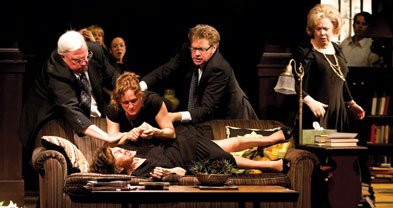 Tracy Letts's August: Osage County turns Chekhov's Three Sisters inside out.