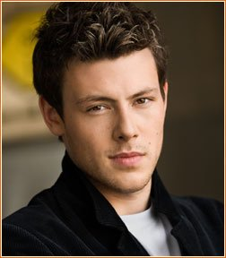 Cory Monteith, everybody's boyfriend on Glee, tweets his own drivel puddles.