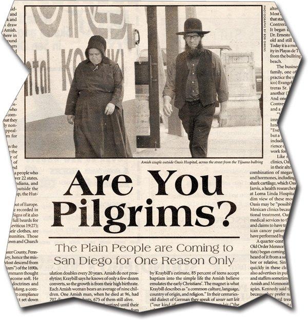 San Diego Reader June 20, 1996
