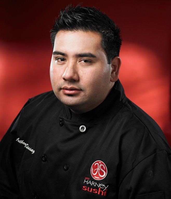 Chef Anthony Sinsay