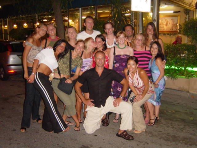 Life Disco staff, Rimini